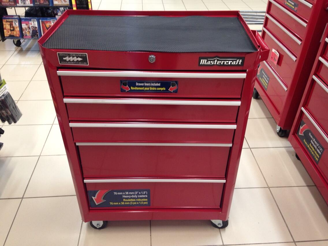 Canadian Tire Tool Cabinet