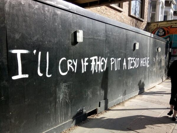 I Am Sorry Wallpapers With Quotes 10 Examples Of Graffiti That Will Make You Giggle Hotcourses