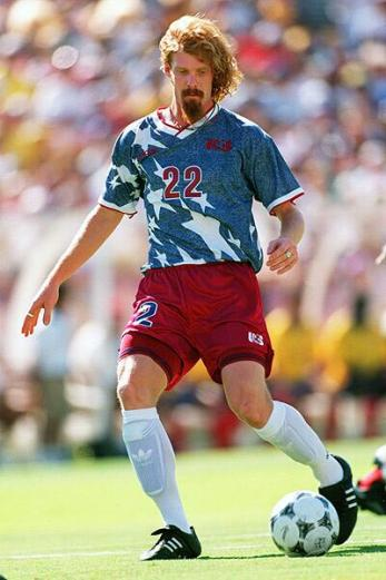 Image result for alexi lalas usa soccer