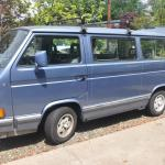 Peter Difalco On Twitter We Re Selling Our 1989 Vw Vanagon Wolfsburg Edition Bluestar 126k Miles 8000 Http T Co Wory1j0s3k Http T Co Ceqblninrd