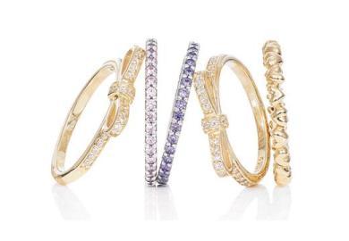 Pandora Rings Bow
