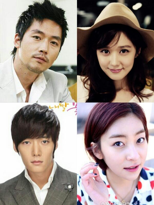 Pemain Fated To Love You : pemain, fated, Thedramakorea, Twitterren:,