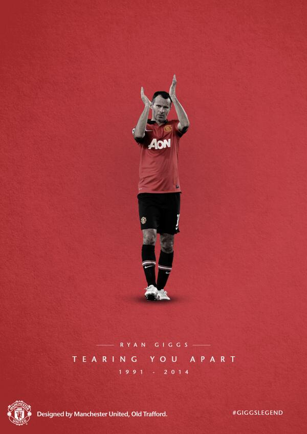 Ryan Giggs [via @ManUtd]