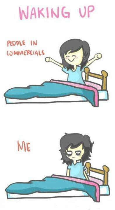 Bangun Tidur Kartun : bangun, tidur, kartun, Terkeren, Gambar, Kartun, Bangun, Tidur, Kumpulan