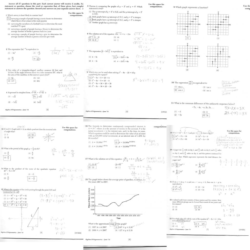 Practice And Problem Solving Workbook Algebra 2 Prentice