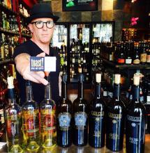Maynard James Keenan Wine Caduceus - Year of Clean Water