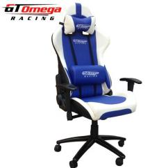 Pro Gaming Chairs Uk Big With Ottoman We Listed Our Limited Edition White Blue Office Chair On Website
