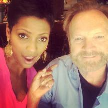 tamron hall dating lawrence odonnell