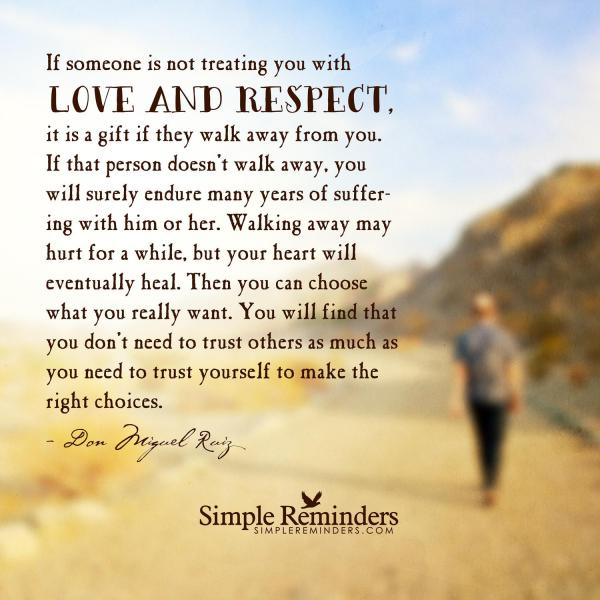 quotes about walking with someone you love