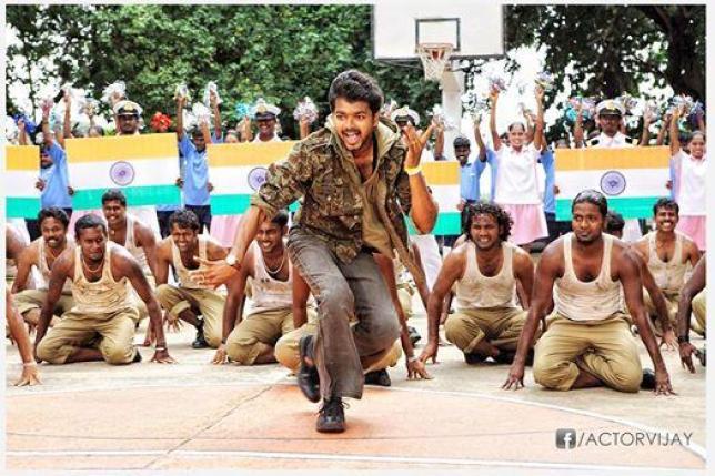 "THALAPATHY on Twitter: ""#AzhagiyaTamilMagan King of Dance #Ilayathalapathy  #Vijay #VIJAYalwaysPeopleFavorite http://t.co/S3HHemcURP"""