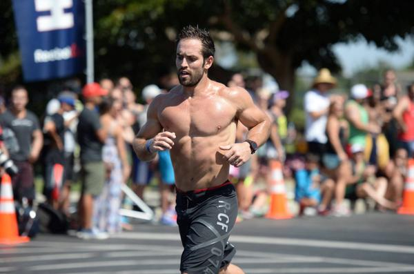 the crossfit games on