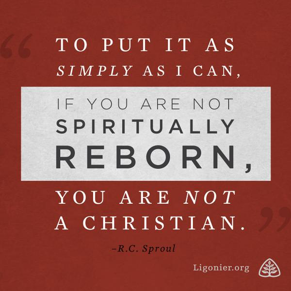 Sproul Quote