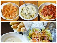 """Olive Garden on Twitter: """"Lunch is better with a mini ..."""