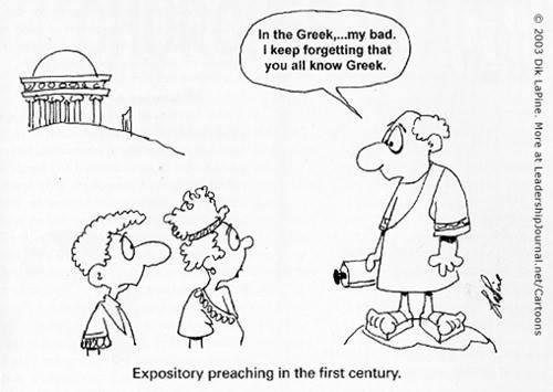 Anglican Humour on Twitter: