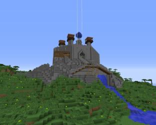 Medieval Anime Castle 8