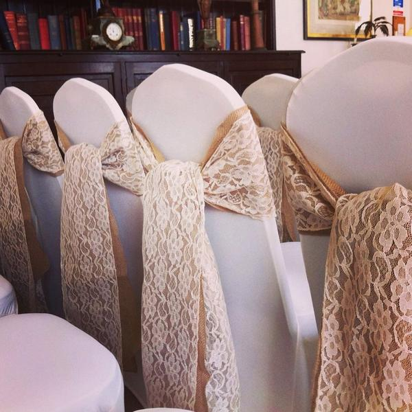 chair covers wedding hull knoll bertoia diamond weddings by chloe on twitter cover hire in scunthorpe lincoln doncaster weddingsbychloe chaircovers weddingdecor scunthorpewed