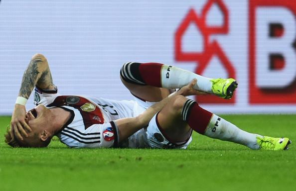 Kết quả hình ảnh cho reus germany injury
