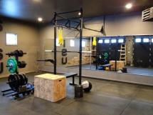 "Rogue Fitness Twitter ""garage Gym Setup Courtesy Of"