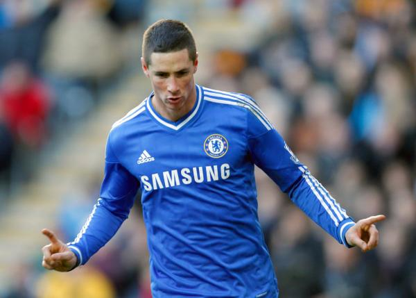 Torres has joined AC Milan on a two-year loan