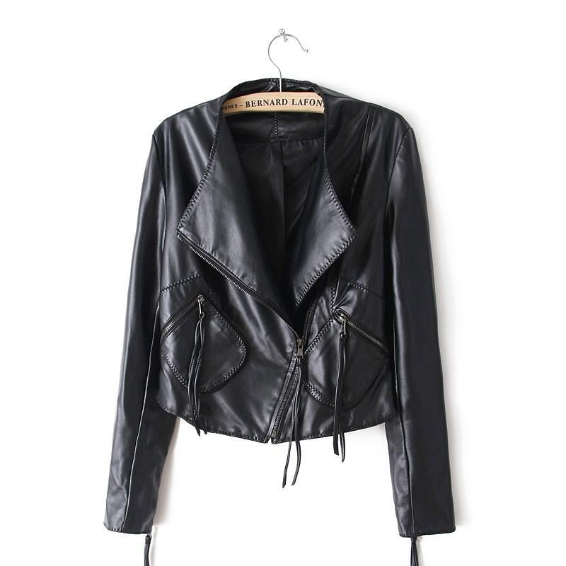有型女裝黑皮褸 - GiftCiti 購物網 - GiftCiti - 頭條日報 頭條網Blog City