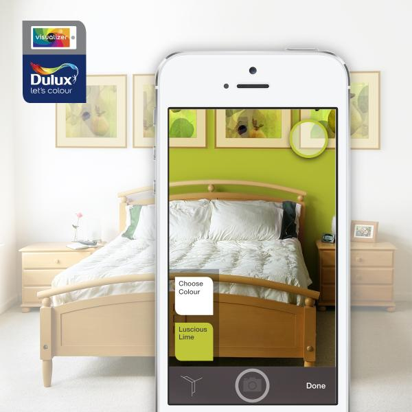 Dulux Uk Colour Inspiration On Twitter The New Dulux Visualizer App Lets You Picture It Before You Paint It Download It Free For Ios And Android Http T Co Dlbpfjkklh