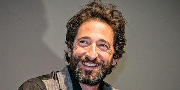 BRB getting lost in Adrien Brody's beard … er, eyes Scoopnest