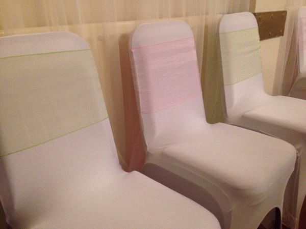 chair cover hire rugeley mission style chairs for sale finishing touches twitter wedding last weekend at st joseph s community centre sage green and ice pink a vintage feelpic com aqv68g8jbb