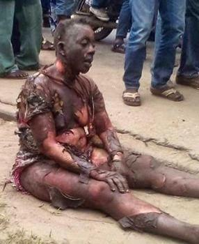 Related image  Diving Gone Wrong! As Bird Turns Into Woman After Falling In Lagos (Viewers Discretion) Bz6mQiYCQAA7MmJ