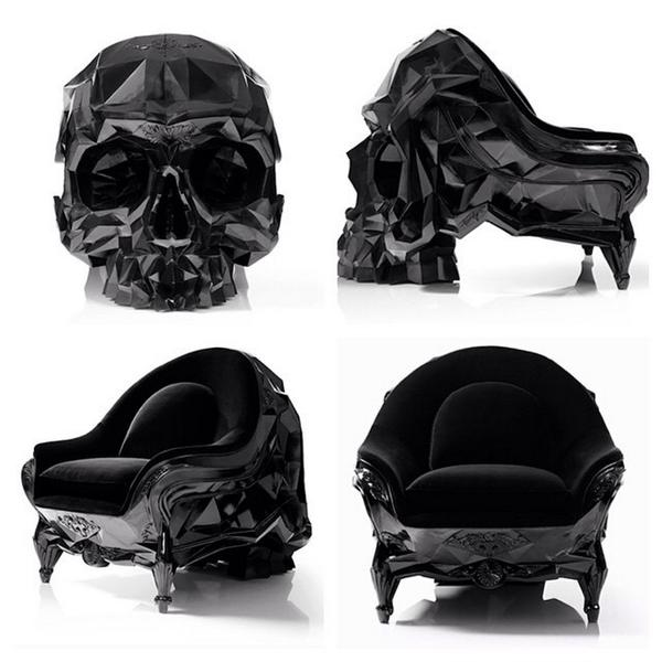 skull chair big with ottoman ihsahn on twitter 666amit i want http t co official pic com 8yme6raarr me too