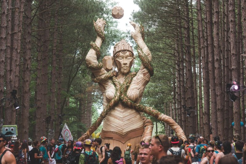 Electric Forest Guide