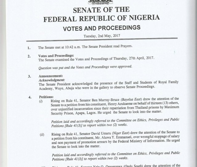 Votes Records Of Ngrsenate Debate Yestrday On Queenscollege Deathofinnocents Pic Twitter Com Qieyxbsx