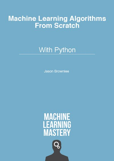 Book: #MachineLearning Algorithms From Scratch #abdsc