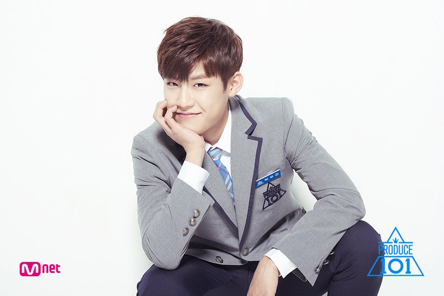 Image result for park woojin produce 101 site:twitter.com