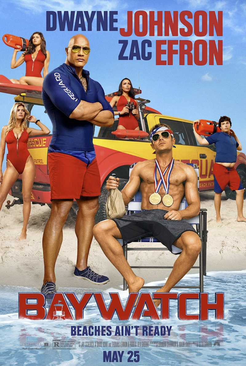 Baywatch Posters