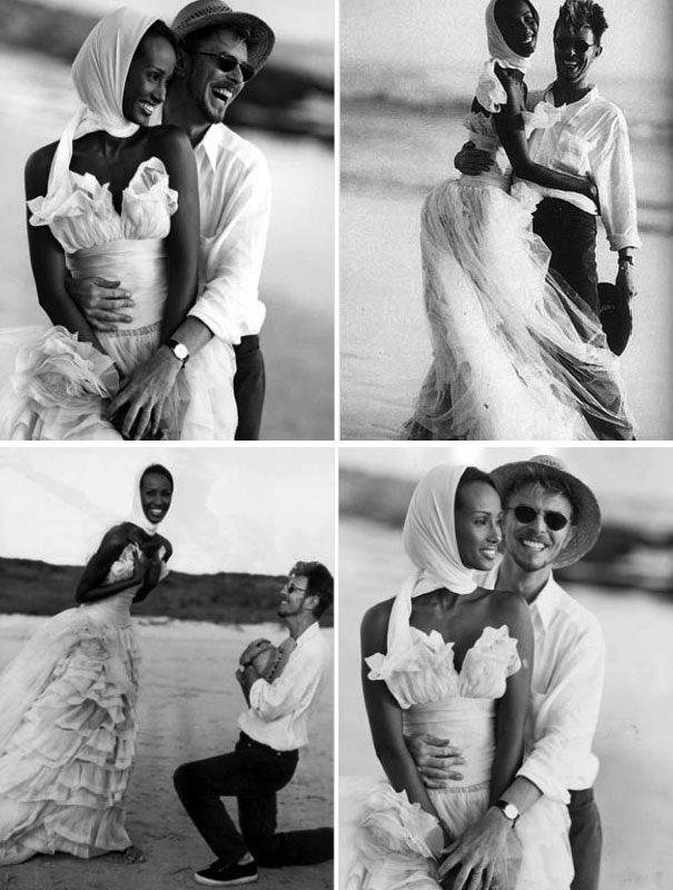 David Bowie Iman Wedding : david, bowie, wedding, David, Bowie, Twitter:, Years, Today,, Their, Civil, Wedding, Ceremony, Lausanne, Registry, Office, Switzerland.…, Https://t.co/xsSta2jJIM