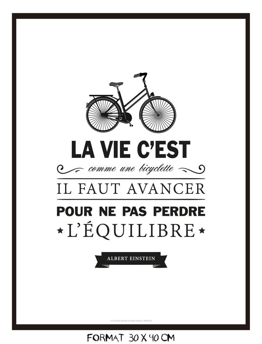 La Vie C Est Comme Une Bicyclette : comme, bicyclette, Rachel, Twitter:,