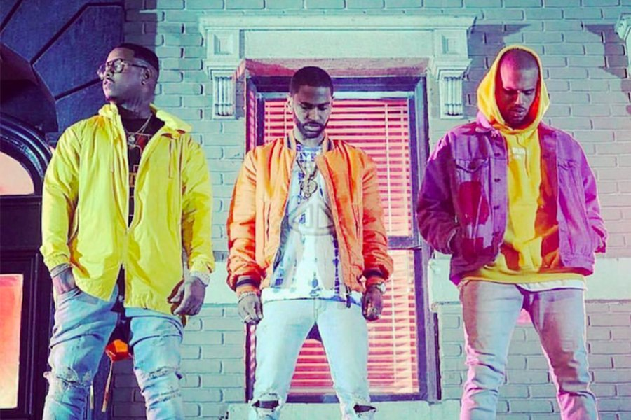 Jeremih – I Think Of You Music Video ft. Chris Brown, Big Sean