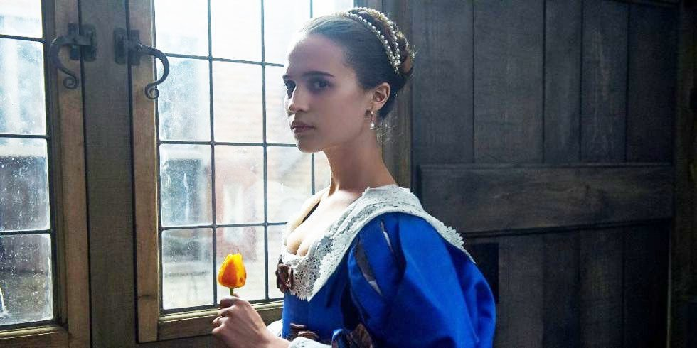 Tulip Fever Trailer Featuring Alicia Vikander