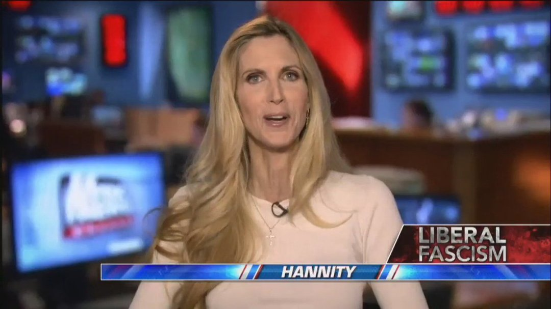 .@AnnCoulter: All of the people who should have been standing up for the 1st Amendment here all ran away with their tails between their legs