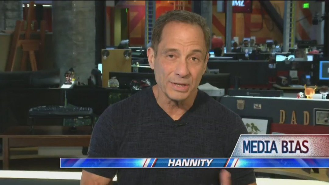 """.@HarveyLevinTMZ: """"For some of the media, it is one-size-fits-all."""" #Hannity"""