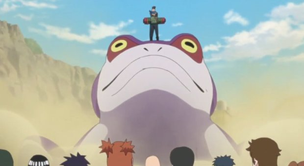 How Strong Is Konohamaru? And Can He Use Toad Sage Mode?