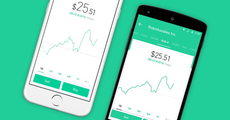 #startup Robinhood stock-trading app confirms $110M raise at $1.3B valuation  #business #NYT