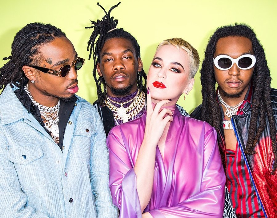 Katy Perry – Bon Appétit Lyrics ft. Migos