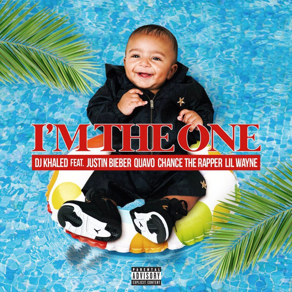 DJ Khaled – I'm the One Lyrics ft. Justin Bieber, Quavo, Chance the Rapper, Lil Wayne