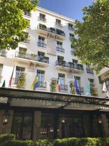 Tel Napol Paris Hotel Napoleon Twitter