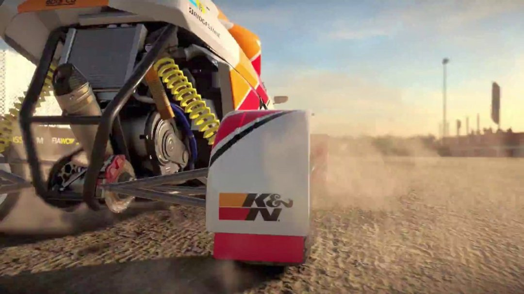 DiRT 4 - 'Be Fearless' Gameplay Trailer 4