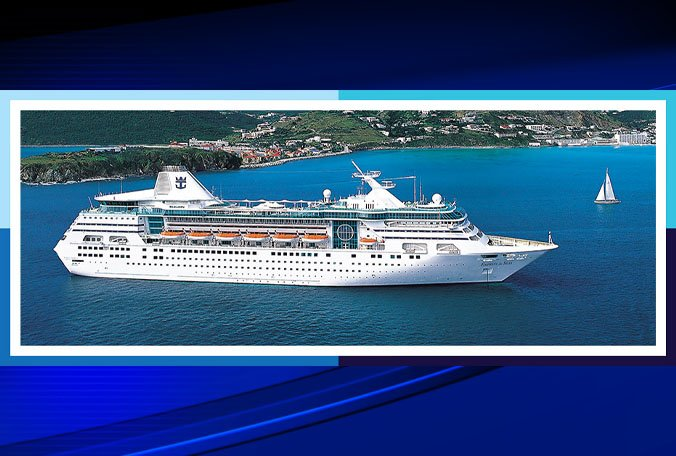 First-ever Cuba cruise ship to set sail from Tampa today.