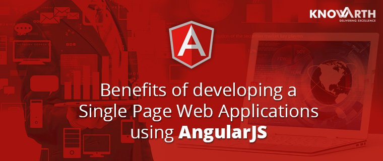 Why develop Single Page web Applications using #AngularJS ?  #Meanstack #DigitalMedia