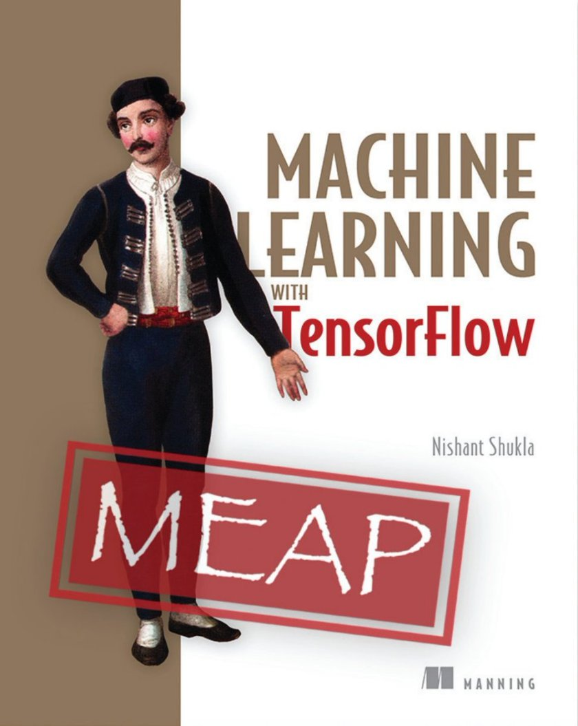 Official code repository for #MachineLearning with #TensorFlow book