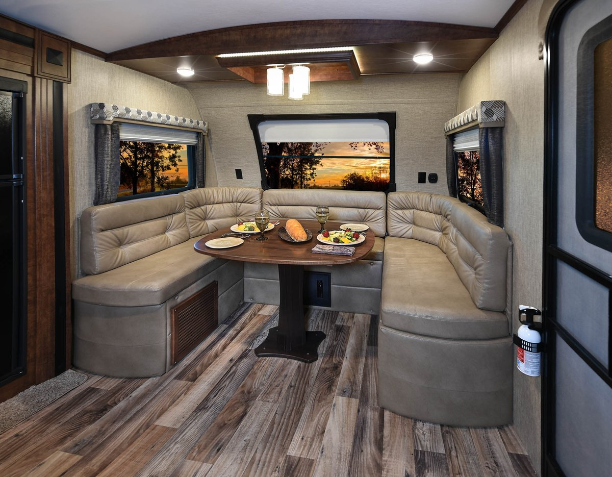 front kitchen travel trailer liquidation cabinets keystone rv on twitter outback windshield winner of rvbusiness top debut only mfgr to win 2 awards